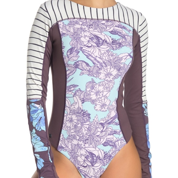 763c9091c5c Maaji Swim | Long Sleeve Reversible One Piece Suit | Poshmark